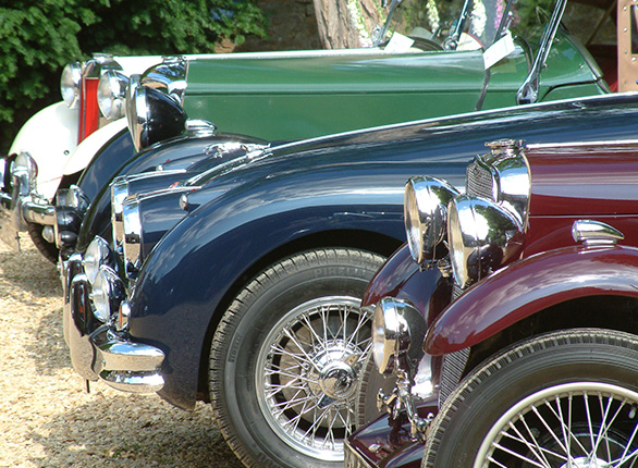 Classic Collectors Cars