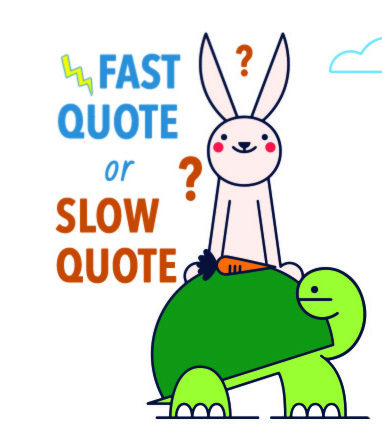 Faster Quote or Slower Quote