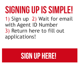 Signing up is Simple!